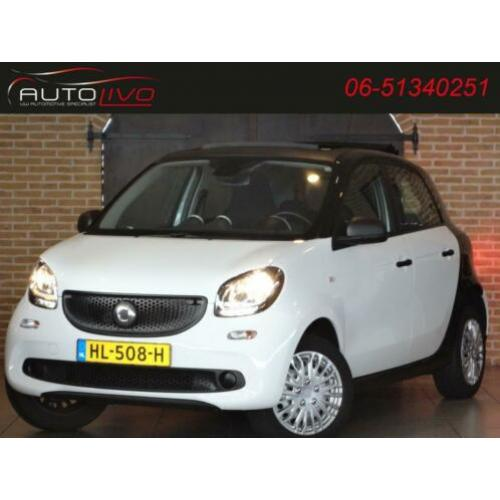 Smart Forfour 1.0 Pure CABRIO TOP! CLIMA/CRUISE/CV Etc..