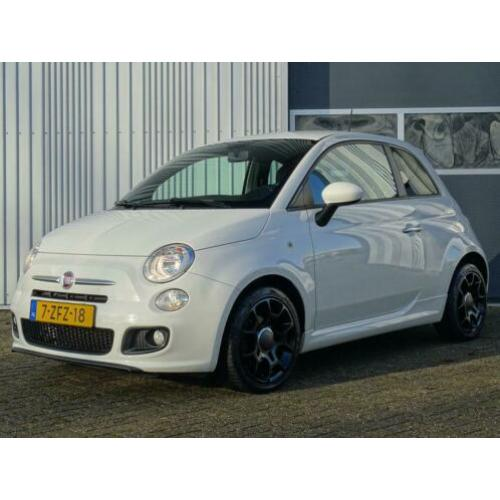 Fiat 500 0.9 TwinAir Turbo 500S Sportinterieur/Bluetooth/16'