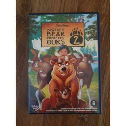 Disney dvd Brother bear 2