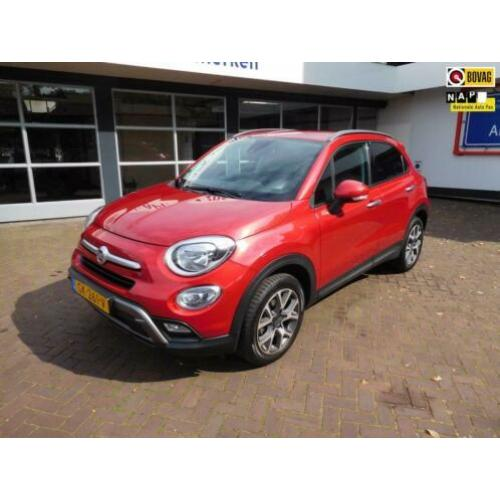 Fiat 500 X Cross 1.4 Turbo MultiAir Cross Navi/17Lmv/Parkee