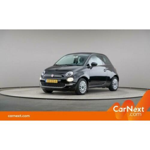 Fiat 500C 0.9 TwinAir Turbo Lounge, Airconditioning