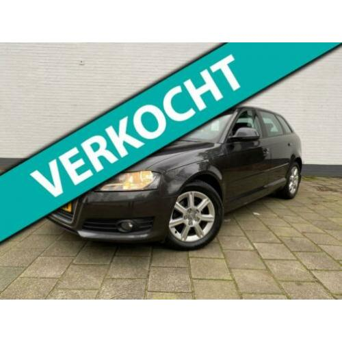 Audi A3 Sportback 1.4 TFSI Attraction Standkachel/Klasse 3 a