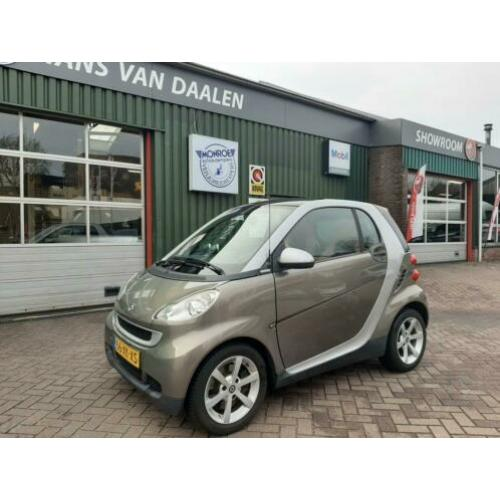 Smart FORTWO COUPÉ LIMITED ONE LEER/STOELVERWARMING