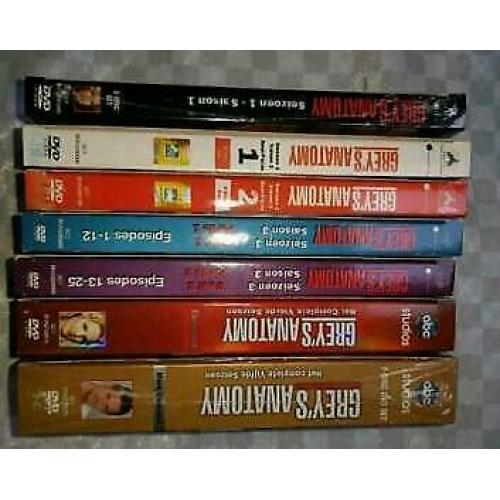 Grey's Anatomy deel 1 t/m 5